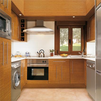 Bonito muebles de cocina prefabricadas componente ideas Cocinas prefabricadas