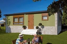 Casas prefabricadas Rustico