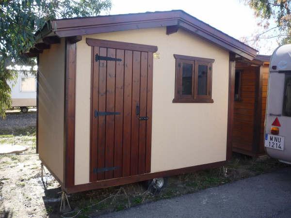 48e6f31be8f Casetas de madera - Casas Móviles Jarama - Madrid - San Sebastian de ...
