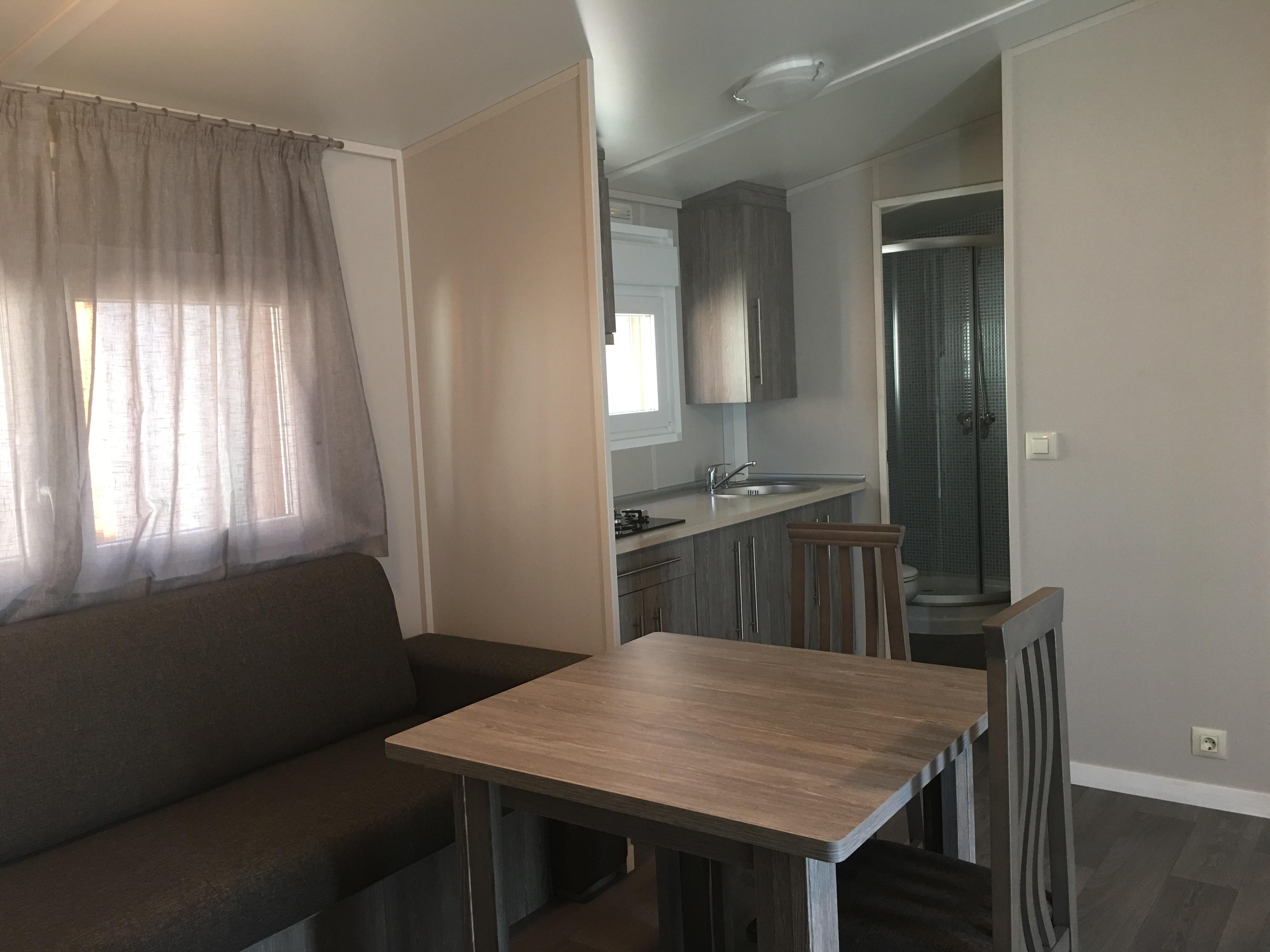 Ofertas mobil home ebro confort bardenas casas m viles jarama Casas moviles jarama