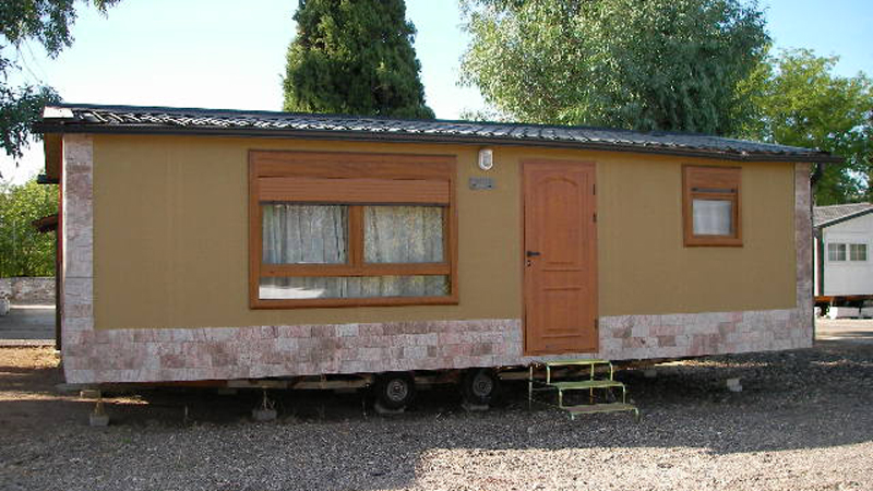 Mobil Home - Modelo Acebo