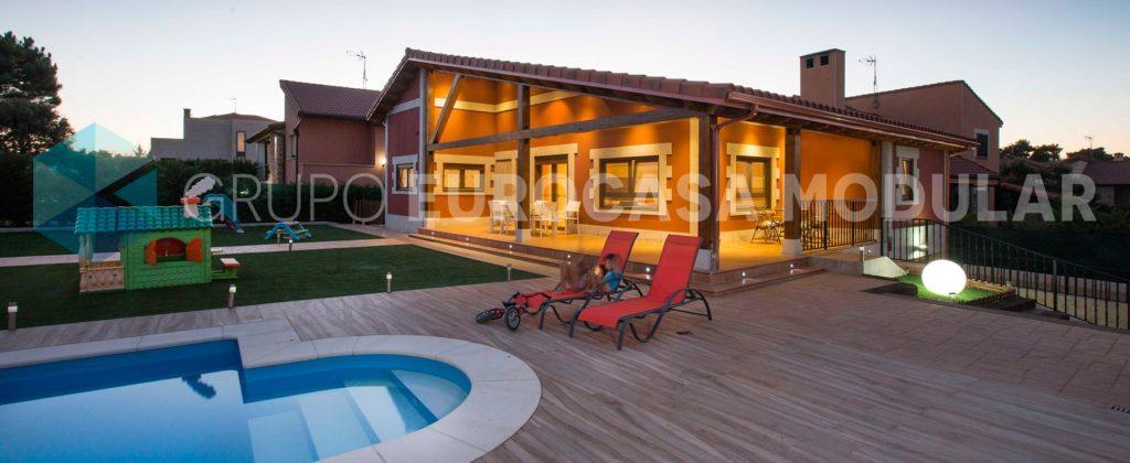 Casas prefabricadas casas m viles jarama madrid san - Casas modulares moviles ...
