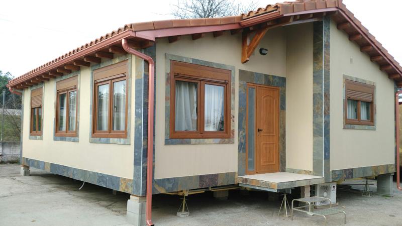 Eurocasa Sierra de Carazo (novedad 2017) – Ofertas – Mobil home – Casas Prefabricadas